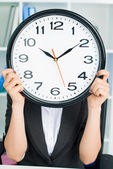What time is it? — Stock Photo