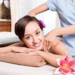 Spa massage — Stock Photo #19986743