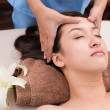 Spa massage — Stock Photo