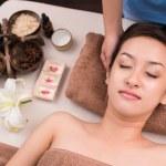 Luxury spa treatment — Stock Photo #19986771