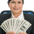 Money maker — Stock Photo