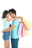 Thank you for shopping! — Stock Photo