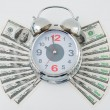 Stock Photo: Time is money