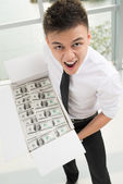 How much money! — Stock Photo