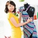 Dressmaker — Stock Photo #24697179