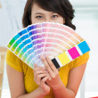 Color spectrum - Stock Photo
