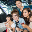Young clubbers — Stock Photo #24698435