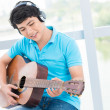 Teenage musician — Stock Photo #24698631