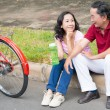 Resting together — Stock Photo