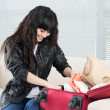 baggage — Stock Photo