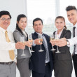 Company success — Stock Photo