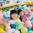Ball pool — Stock Photo
