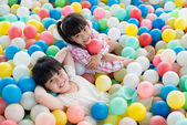 Colorful balls — Stock Photo