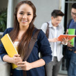 Lovely student — Stock Photo
