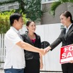 Sale agreement — Stock Photo