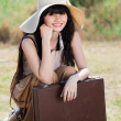 Vintage travel — Stock Photo