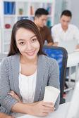 モダンなビジネス女性 — ストック写真
