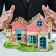 House model — Stock Photo