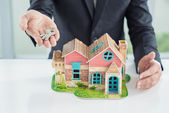 You can buy this house — Stock Photo