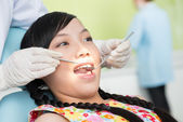 Child dental — Stock Photo