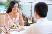 Romantic pastime — Stock Photo