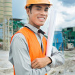 Stock Photo: Professional workman
