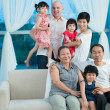 International family — Stock Photo #30950881