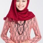 Attractive muslim girl — Stock Photo #30956183