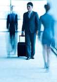 Business trip — Stock Photo