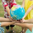The whole world — Stock Photo #31308259