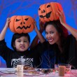 Scary Halloween — Stock Photo #31308455