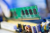 RAM card — Stock Photo