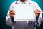 современные технологии в медицине — Стоковое фото
