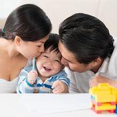 Parent's love — Stock Photo
