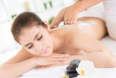 Spa salon — Stock Photo