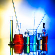 Chemical equipment — Foto Stock