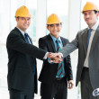 Constructor team — Stock Photo #35838049