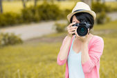 Photo of you — Stock Photo