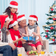 Family holiday — Stock Photo