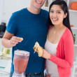 Smoothie makers — Stock Photo