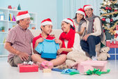 Christmas surprise — Foto Stock