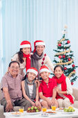 Family circle — Stock Photo