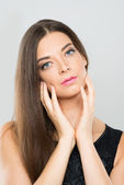Lovely woman — Stock Photo