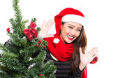 Cheerful x-mas — Stockfoto