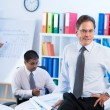 Professional white-collar worker — Stock Photo