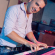 Pianist — Stock Photo #39369395