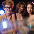 Youngsters in night club — Stock Photo #39886927