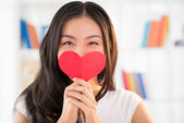 My heart for you — Stock Photo
