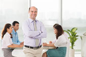 Professional manager — Stock Photo