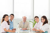 Professional business team — Stock Photo